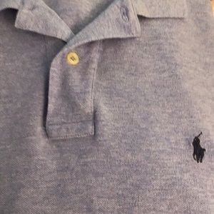 Men's size large Ralph Lauren polo shirts